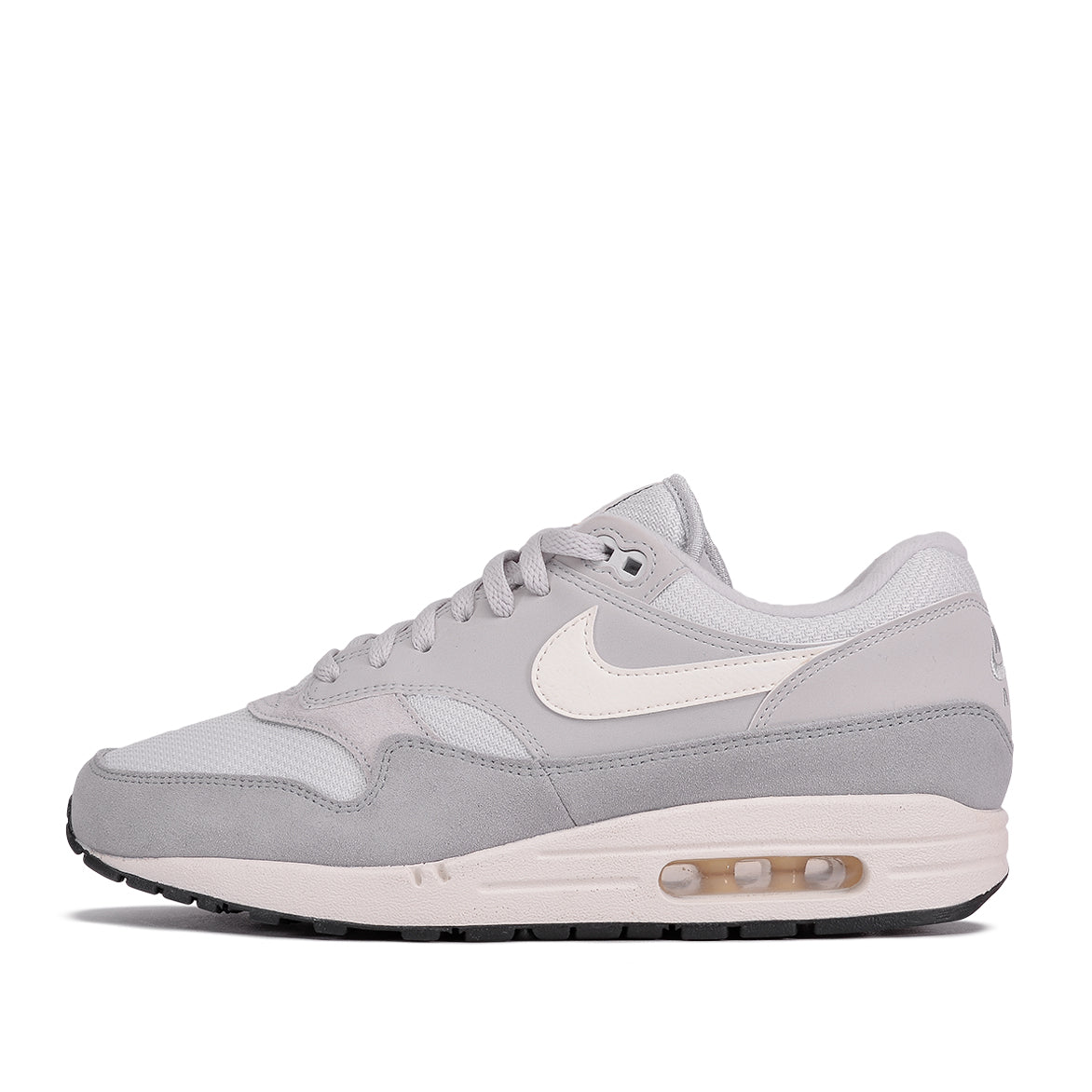 newest bfa64 cc9fe AIR MAX 1 - VAST GREY   SAIL   WOLF GREY. NIKE