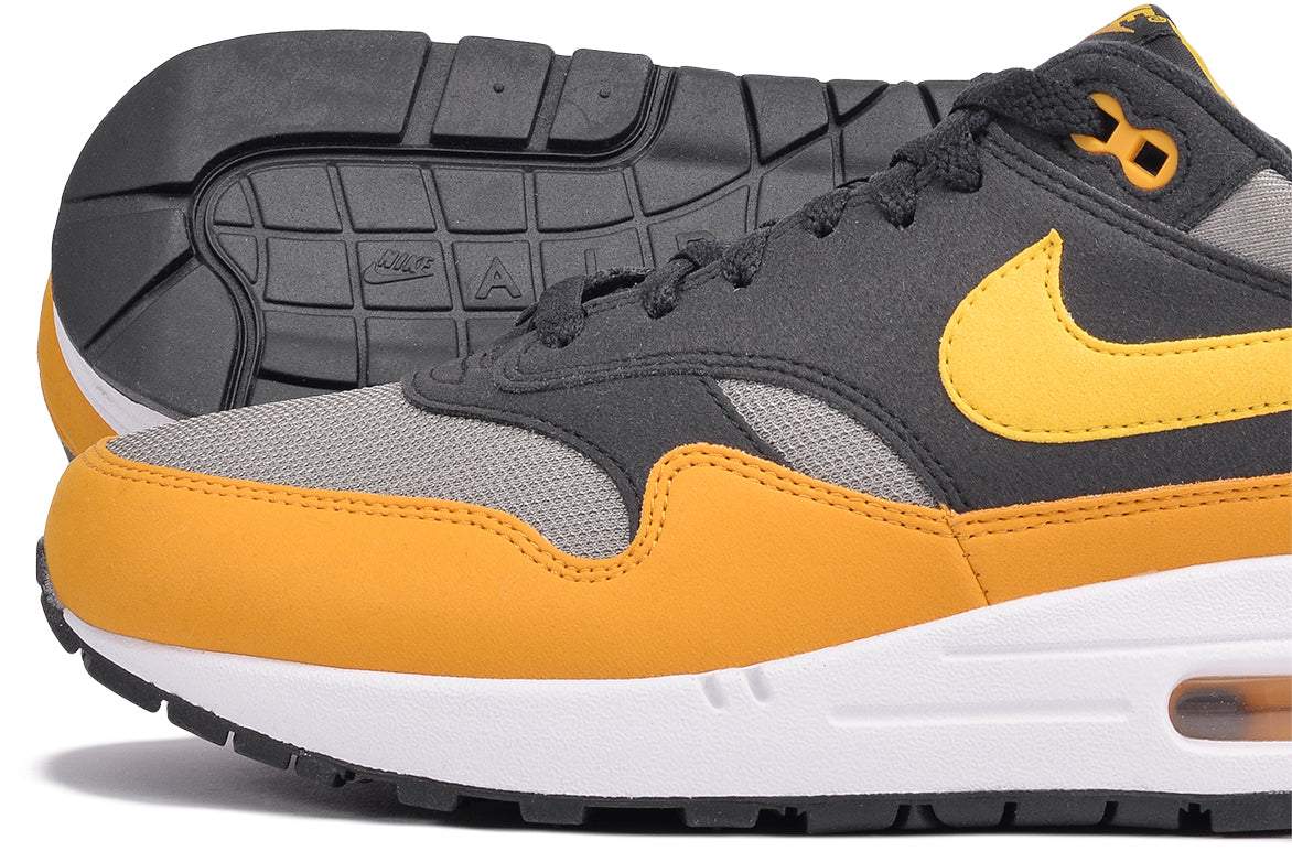 AIR MAX 1 - DARK STUCCO / VIVID SULFUR