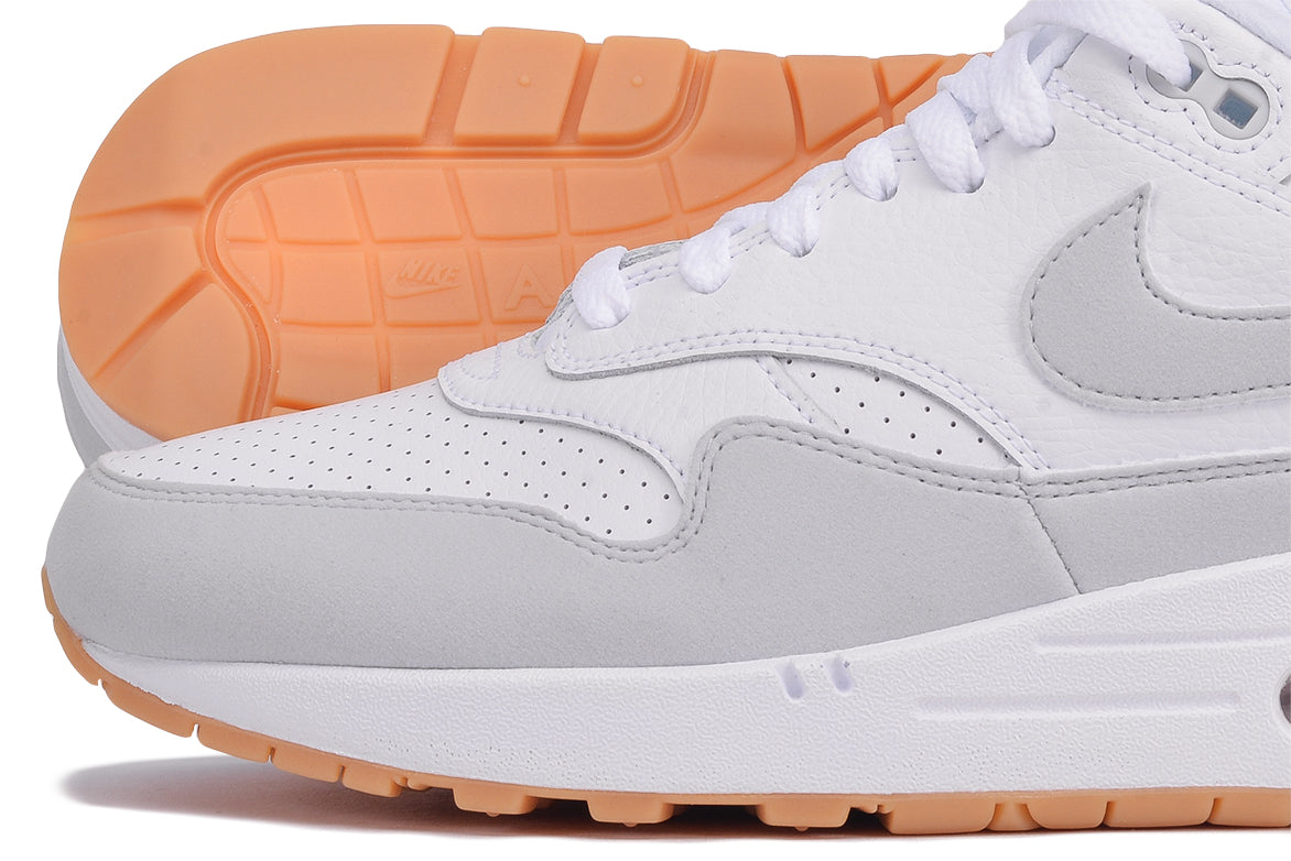 AIR MAX 1 - WHITE / PURE PLATINUM / GUM