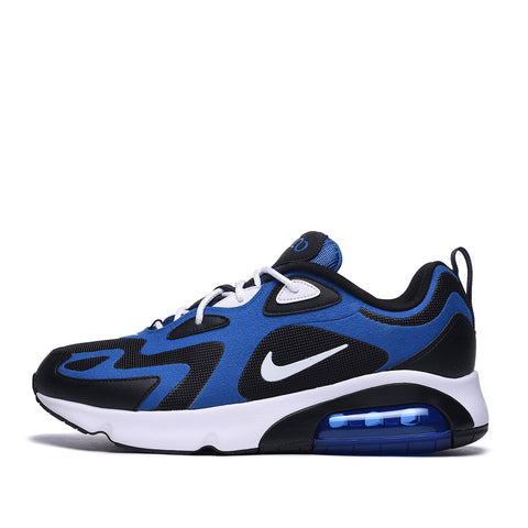 AIR MAX 200 - TEAM ROYAL / WHITE - BLACK