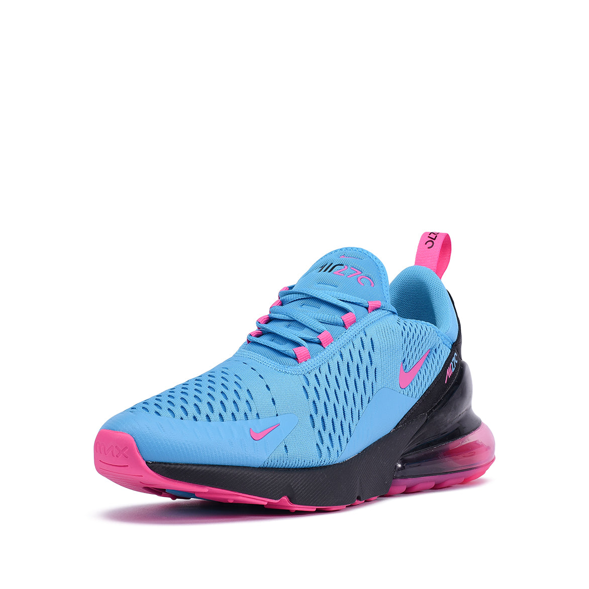 big sale 73949 8bfdb AIR MAX 270 - LIGHT BLUE FURY / LASER FUCHSIA