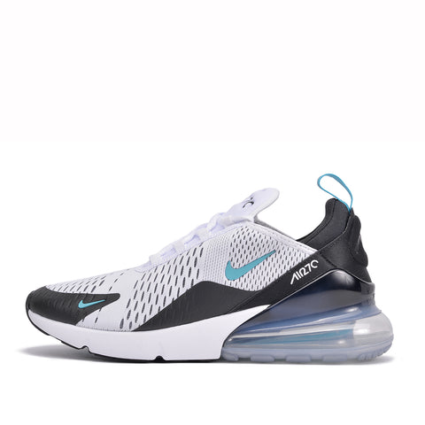 AIR MAX 270 - BLACK / WHITE / DUSTY CACTUS