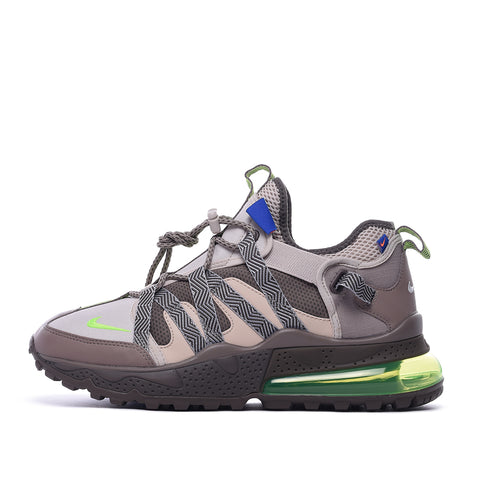 AIR MAX 270 BOWFIN - DESERT SAND / ELECTRIC GREEN