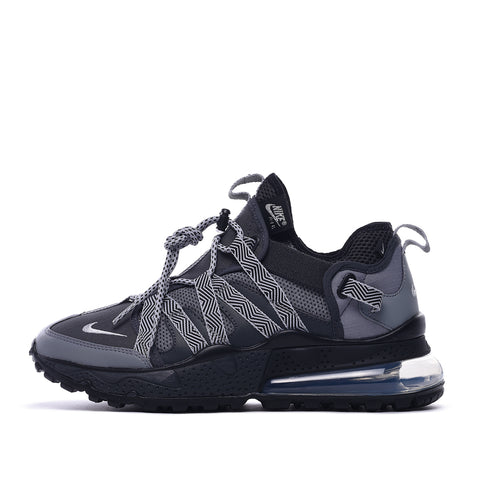 AIR MAX 270 BOWFIN - ANTHRACITE / METALLIC SILVER