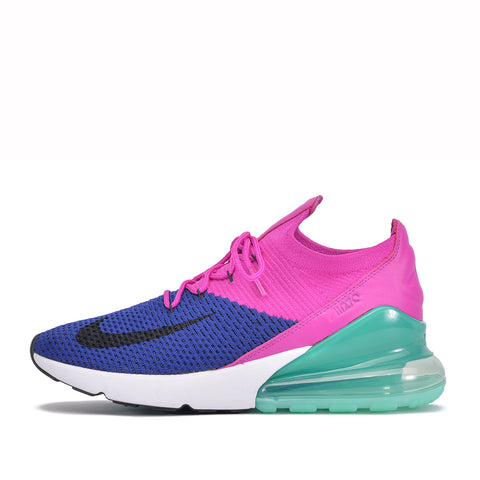 "AIR MAX 270 FLYKNIT ""FUCHSIA FLASH"""