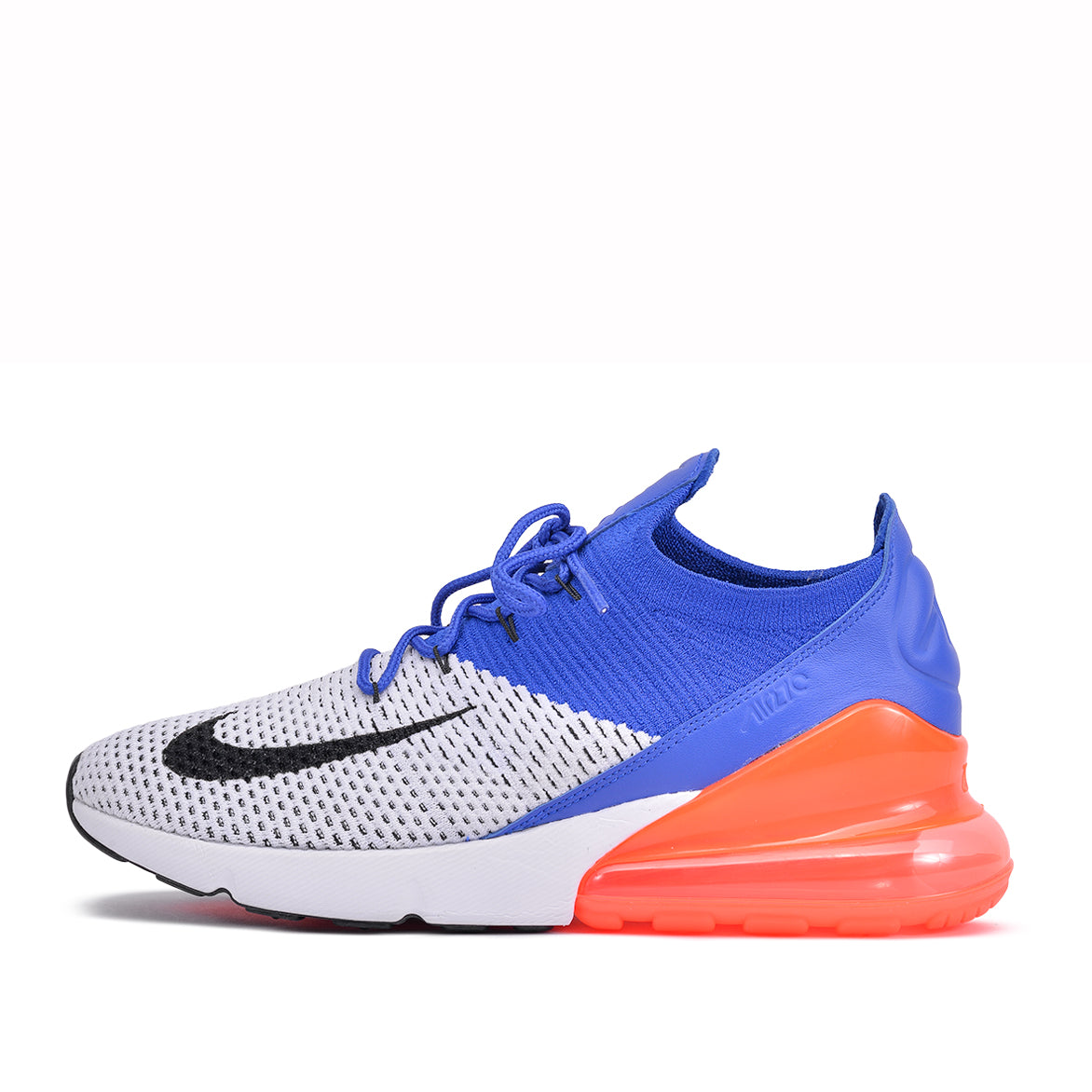 AIR MAX 270 FLYKNIT - RACER BLUE   TOTAL CRIMSON  476d69df4