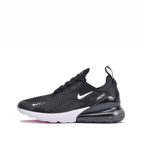 AIR MAX 270 (GS) - BLACK / WHITE