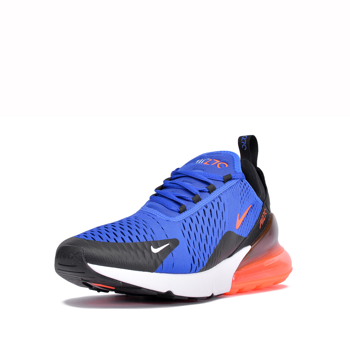 AIR MAX 270 - RACER BLUE / HYPER CRIMSON