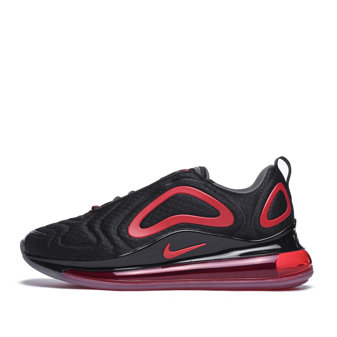 Air Max 720 Mesh Black University Red City Blue