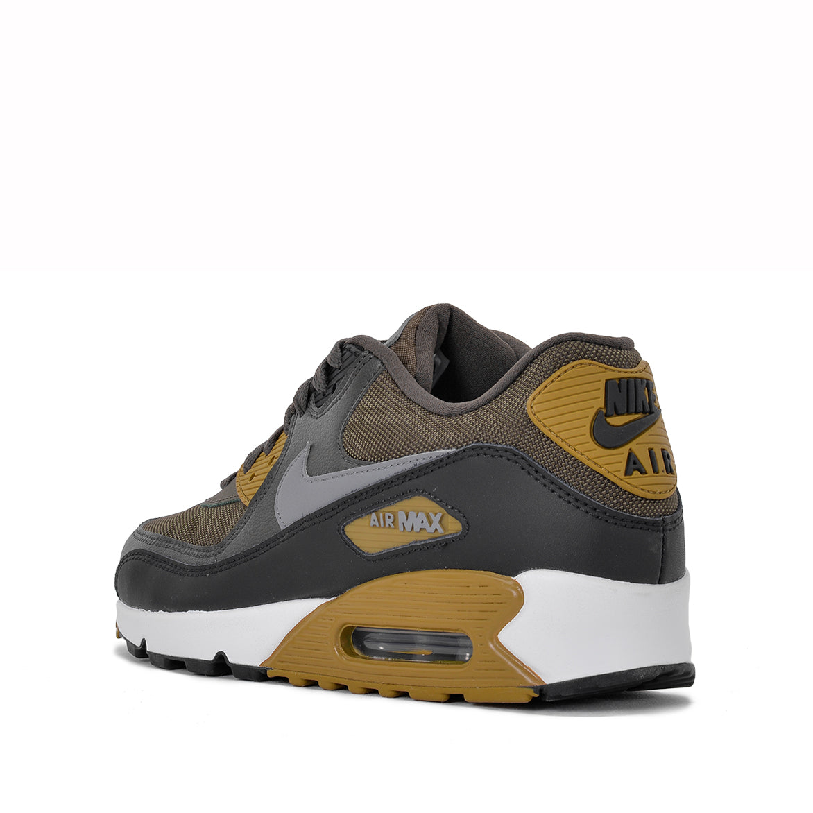 AIR MAX 90 ESSENTIAL - CARGO KHAKI / COOL GREY - BLACK