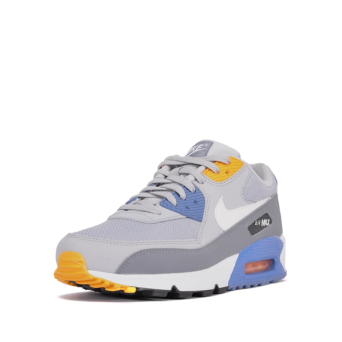 cheap for discount ae3e6 c44fe ... AIR MAX 90 ESSENTIAL - WOLF GREY   WHITE   INDIGO STORM ...
