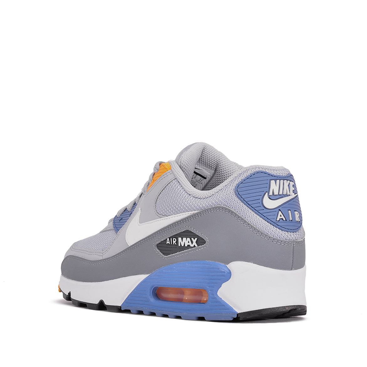 ... AIR MAX 90 ESSENTIAL - WOLF GREY   WHITE   INDIGO STORM ... 7cf37c065710a