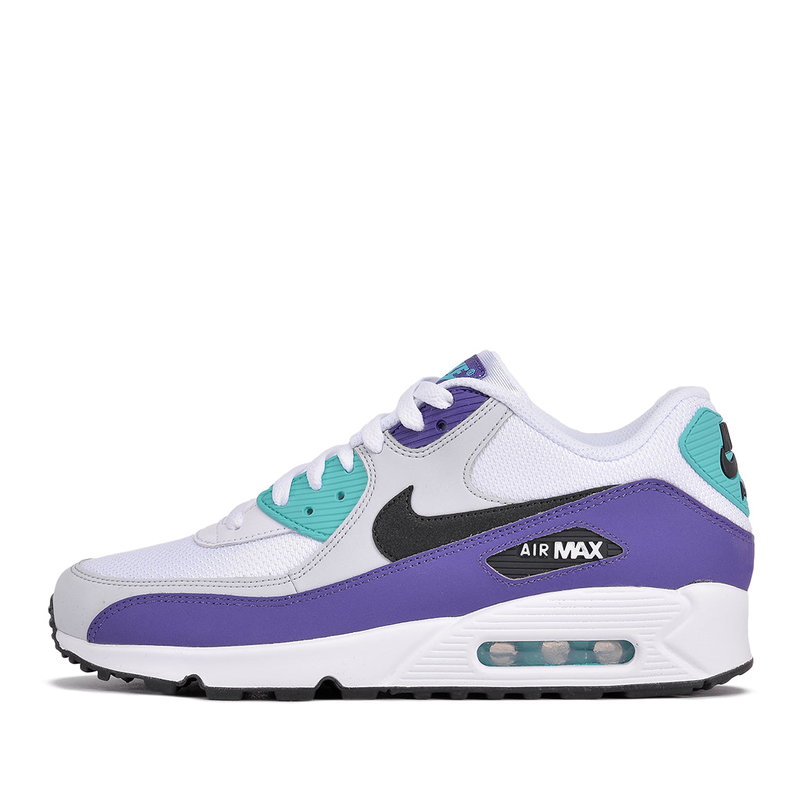 the latest 9f0bd 7df35 AIR MAX 90 ESSENTIAL - WHITE   BLACK   HYPER JADE   City Blue