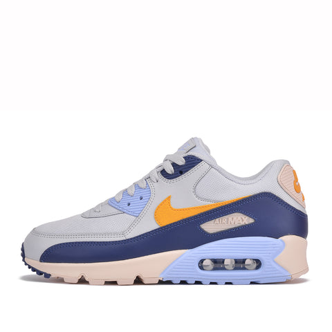 AIR MAX 90 ESSENTIAL - PURE PLATINUM / YELLOW OCHRE