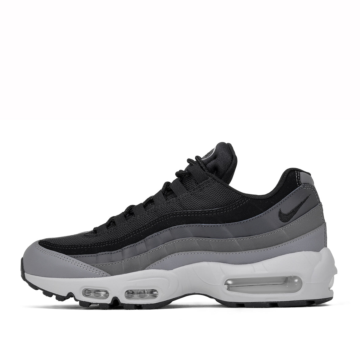 outlet store eaad5 83648 NIKE AIR MAX 95 ESSENTIAL - BLACK / PURE PLATINUM
