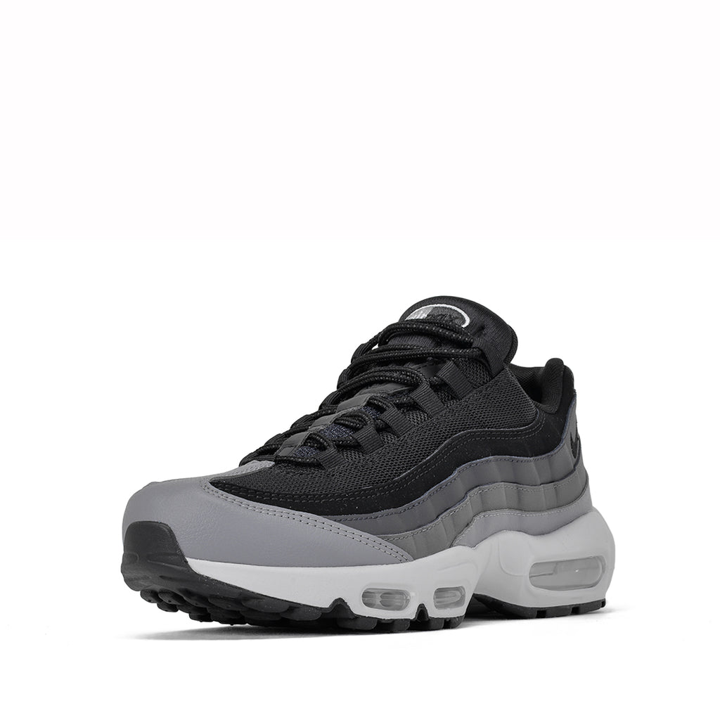 outlet store 4a46f 384de NIKE AIR MAX 95 ESSENTIAL - BLACK / PURE PLATINUM