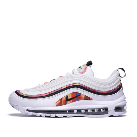 AIR MAX 97 - WHITE / BLACK / MULTI