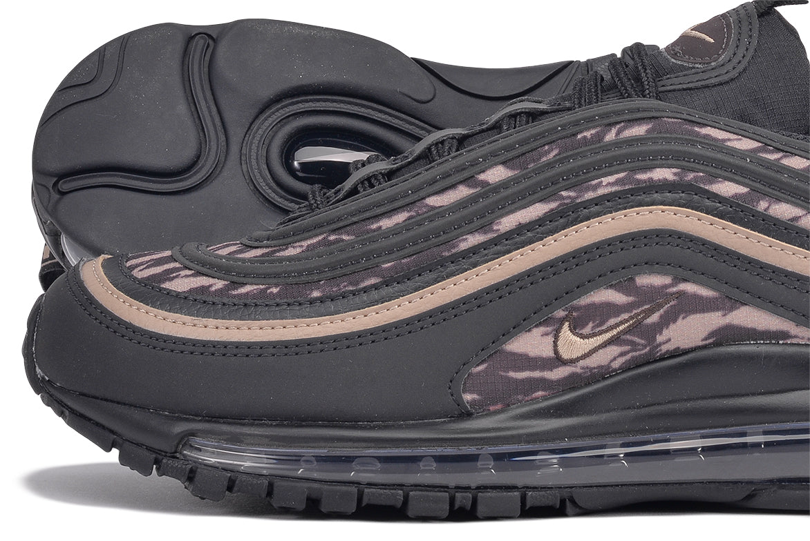 "AIR MAX 97 AOP ""CAMO PACK"" - BLACK / VELVET BROWN / KHAKI"