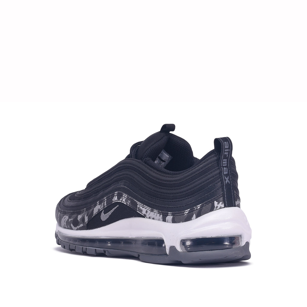 Discount Nike Air Max 97 2018 KPU Cool Grey Red White Men's Running Shoes Trainers DC009313