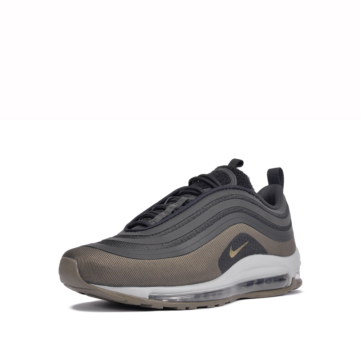 AIR MAX '97 ULTRA `17 HAL - BLACK / MEDIUM OLIVE