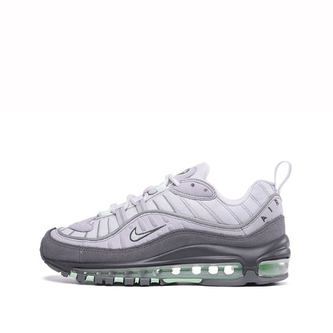 new concept eb743 fe88c AIR MAX 98 (GS) - VAST GREY   FRESH MINT