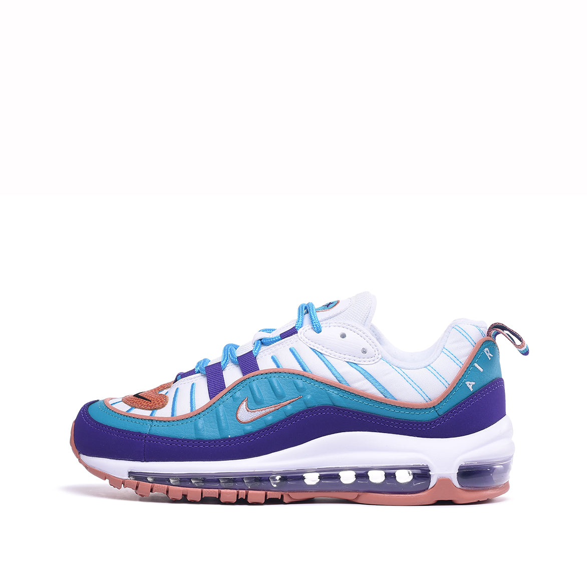 dd4791c93d518 AIR MAX 98 (GS) - COURT PURPLE / TERRA BLUSH | City Blue