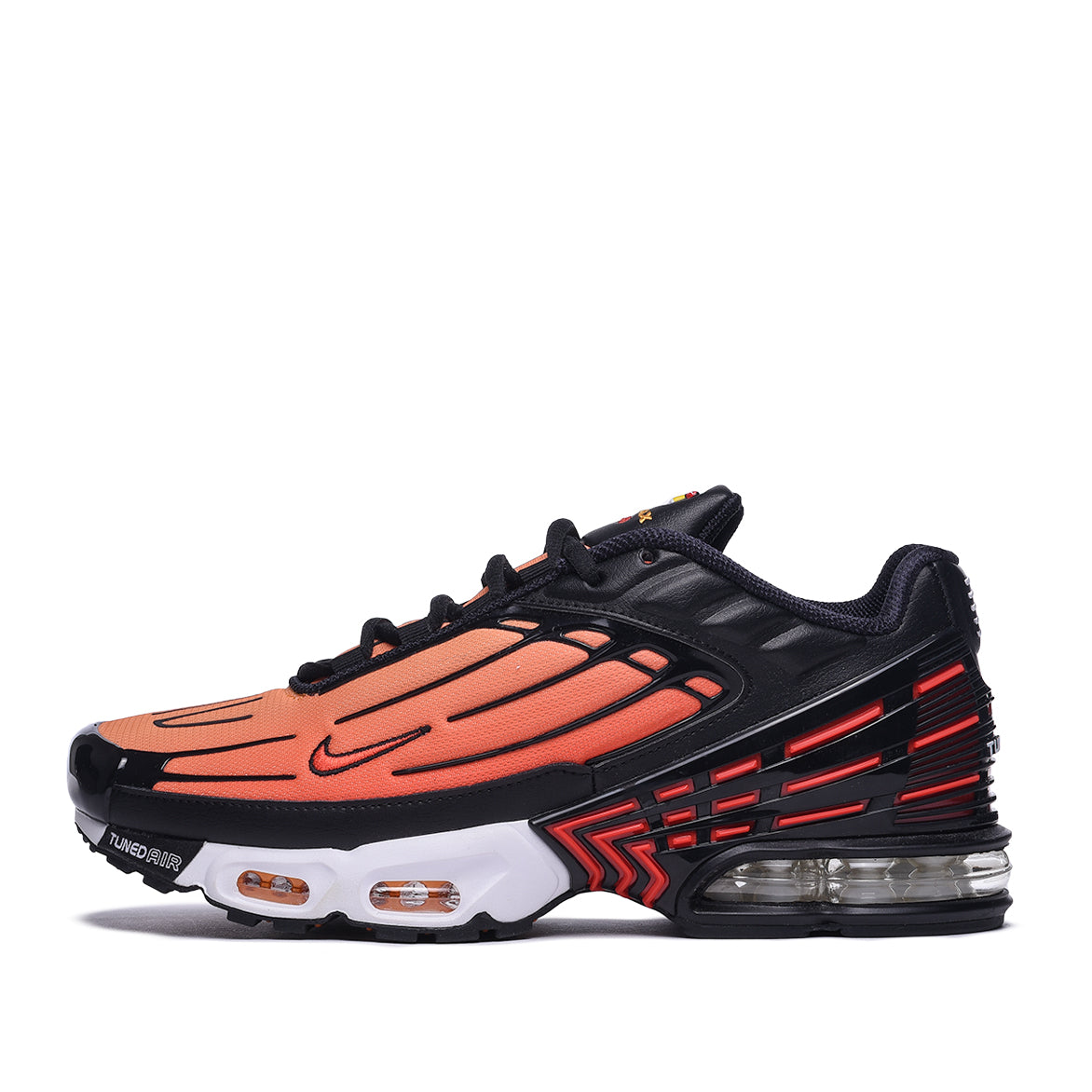 AIR MAX PLUS III - BLACK / PIMENTO / BRIGHT CERAMIC