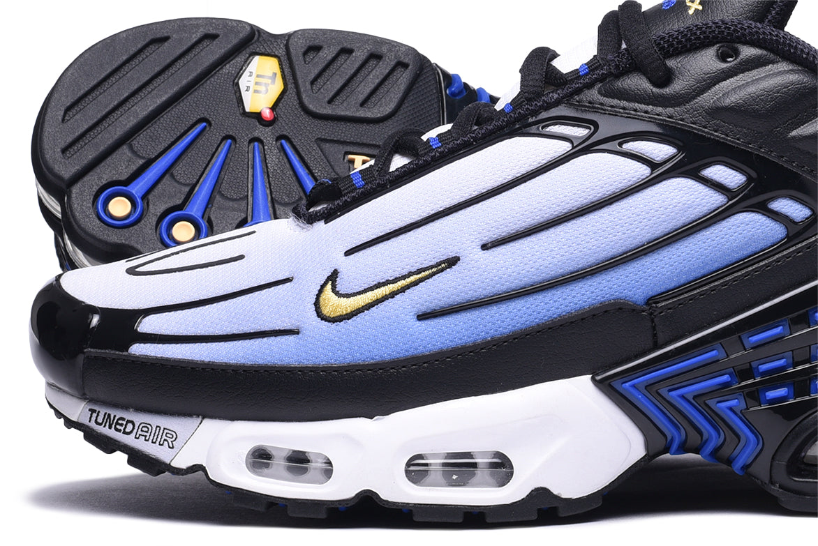 "AIR MAX PLUS III ""HYPER BLUE"""