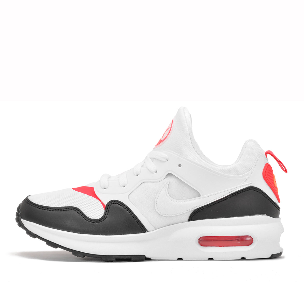 AIR MAX PRIME - WHITE / SIREN RED