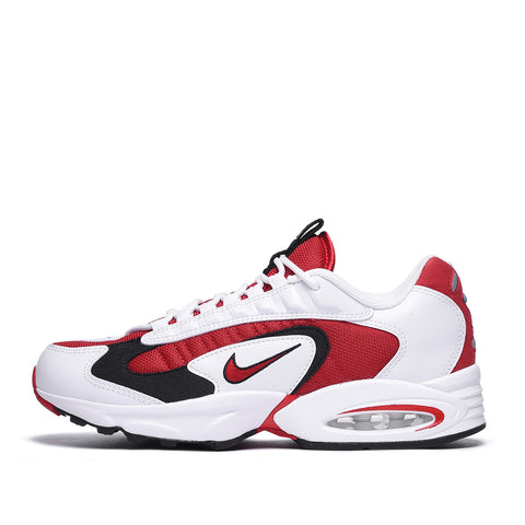 AIR MAX TRIAX - WHITE / GYM RED / BLACK