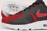 AIR MAX ZERO PREMIUM - BLACK / TOUGH RED