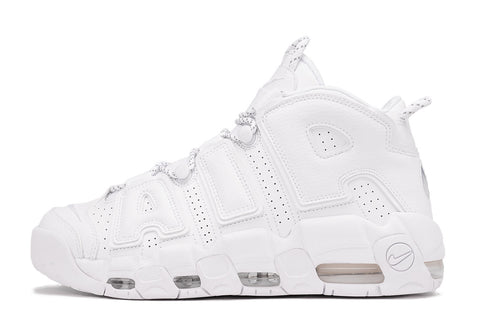 "AIR MORE UPTEMPO '96 ""WHITE ON WHITE PACK"""