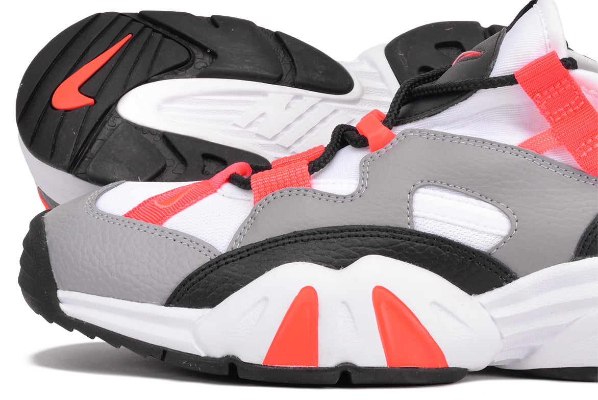 AIR SCREAM LWP - CEMENT GREY / INFRARED / BLACK