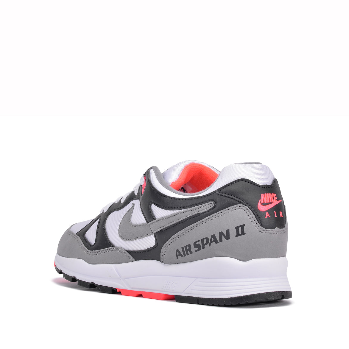 AIR SPAN II - BLACK / DUST / SOLAR RED