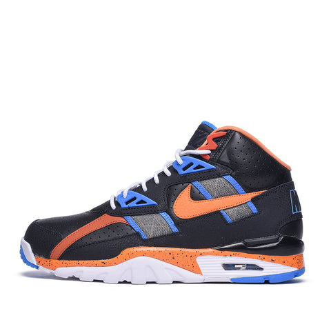 AIR TRAINER SC HIGH - BLACK / ALPHA ORANGE / RUST FACTOR