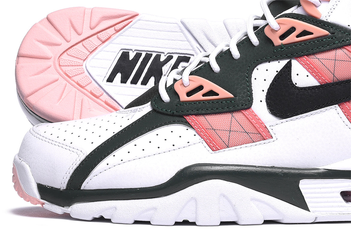AIR TRAINER SC HIGH - WHITE / BLACK / PINK QUARTZ
