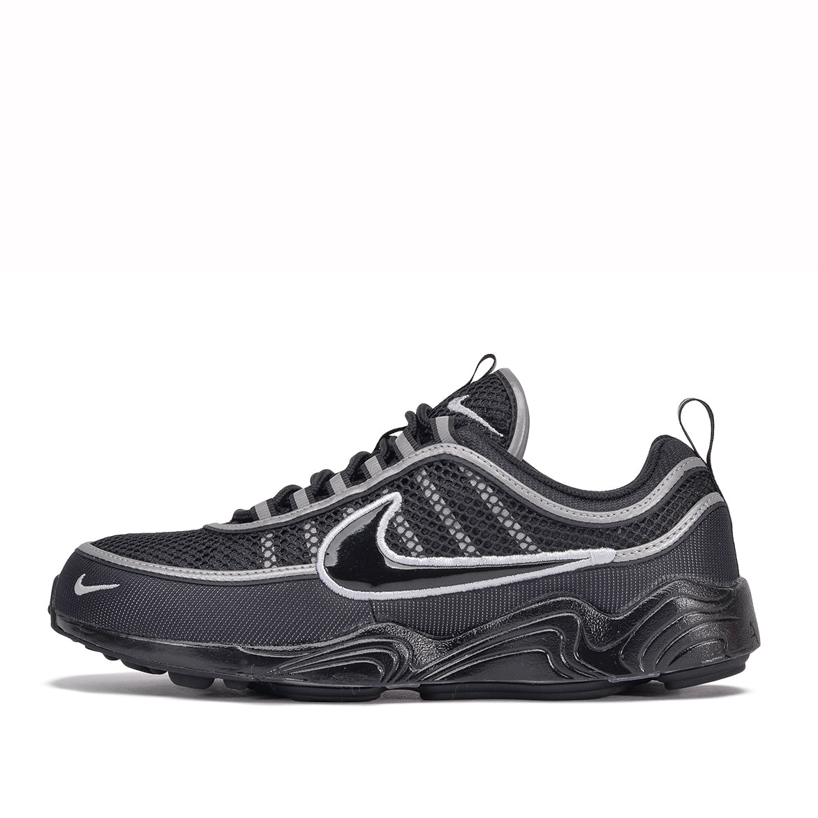 super populaire fe7ac 3e52e AIR ZOOM SPIRIDON `16 - BLACK / WOLF GREY