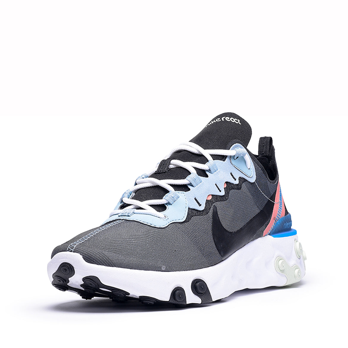 REACT ELEMENT 55 - OCEAN CUBE / BLACK / PINK QUARTZ