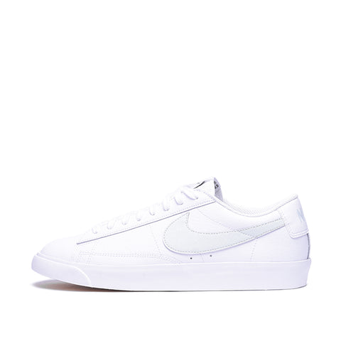 BLAZER LOW LX - WHITE / BARELY GREY