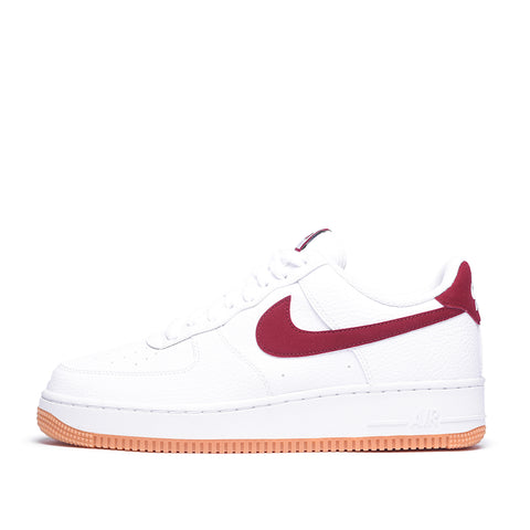 AIR FORCE 1 '07 2 - WHITE / TEAM RED