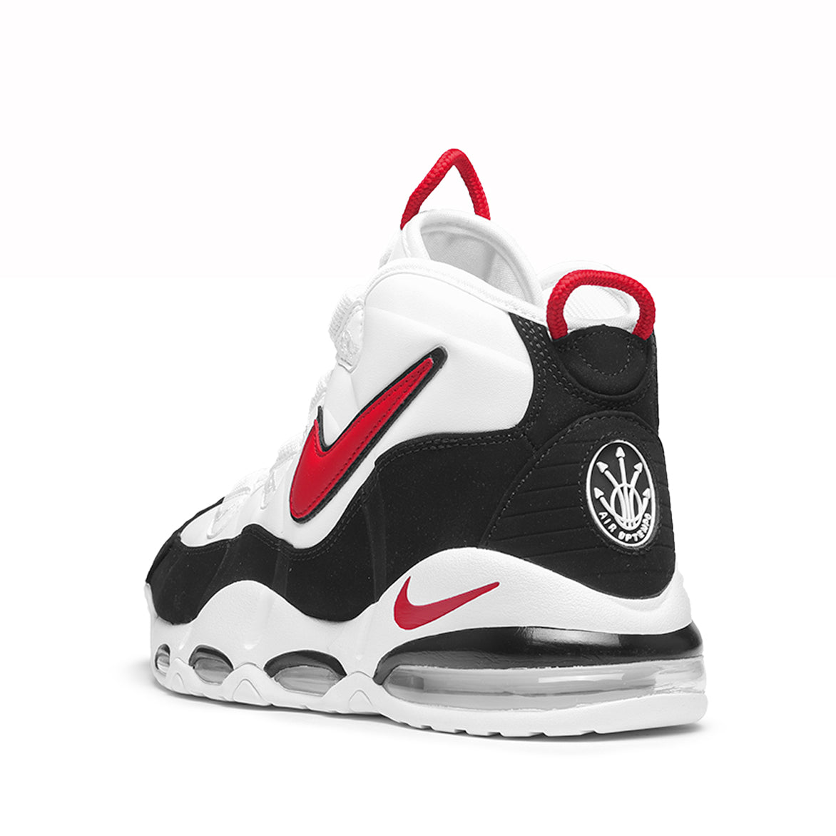 AIR MAX UPTEMPO '95 - WHITE / UNIVERSITY RED / BLACK