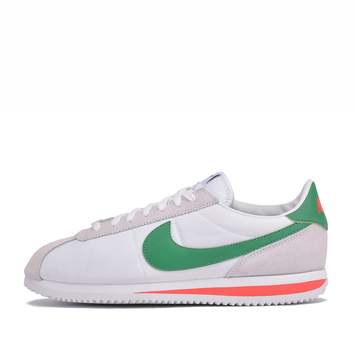 size 40 d5f3b 1fe0e MEXICO Clothing, Shoes   Accessories NIKE CORTEZ BASIC NYLON SUEDE 819720  103 WHITE PINE GREEN HABANERO RED