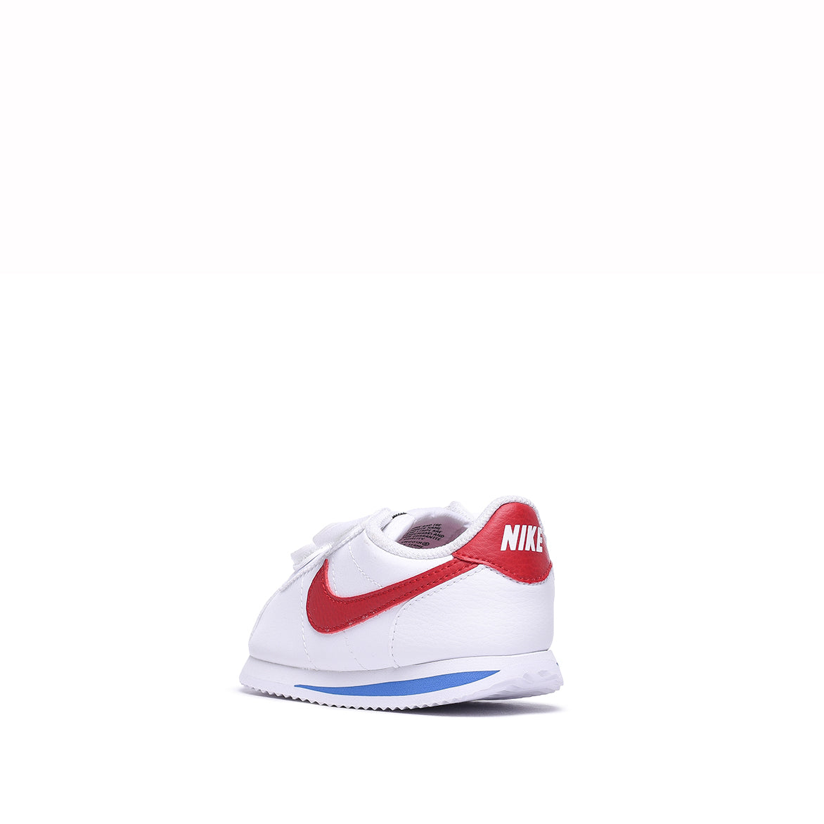 CORTEZ BASIC SL (TD) - WHITE / VARSITY RED / GAME ROYAL