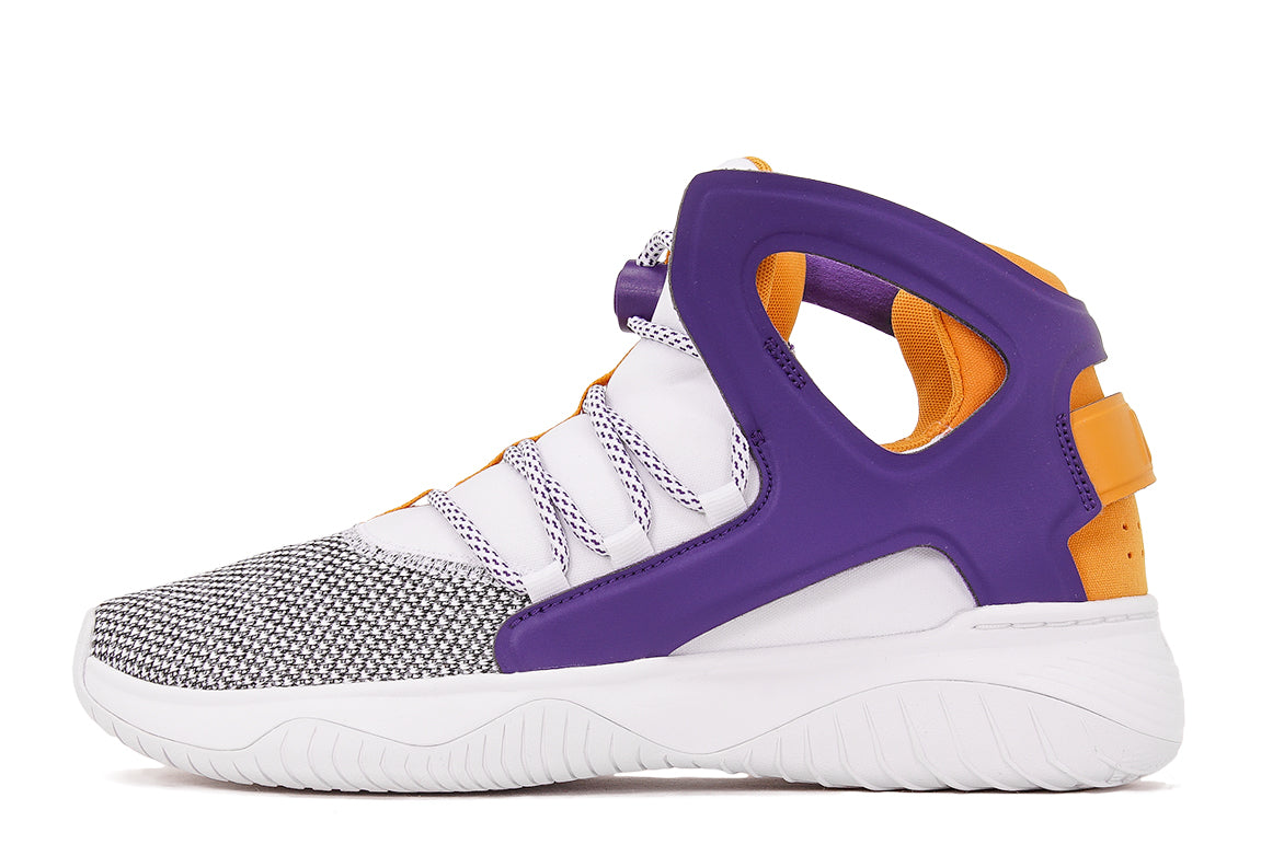 online store 344e6 a51e2 AIR FLIGHT HUARACHE ULTRA - COURT PURPLE   CANYON GOLD ...