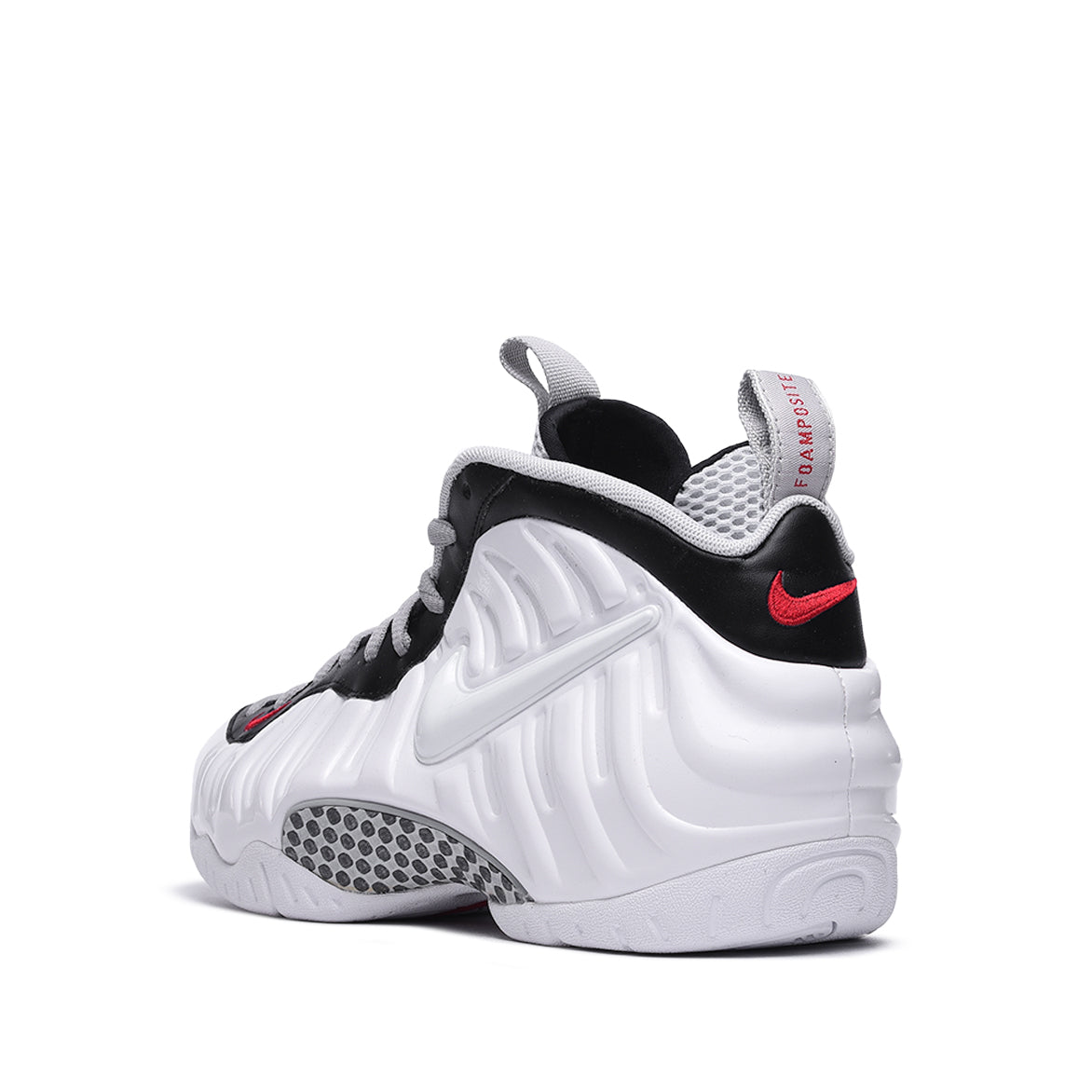 AIR FOAMPOSITE PRO - WHITE / BLACK / UNIVERSITY RED