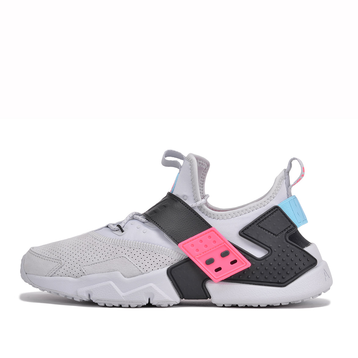 AIR HUARACHE DRIFT PRM - PURE PLATINUM   BLACK  436b94167