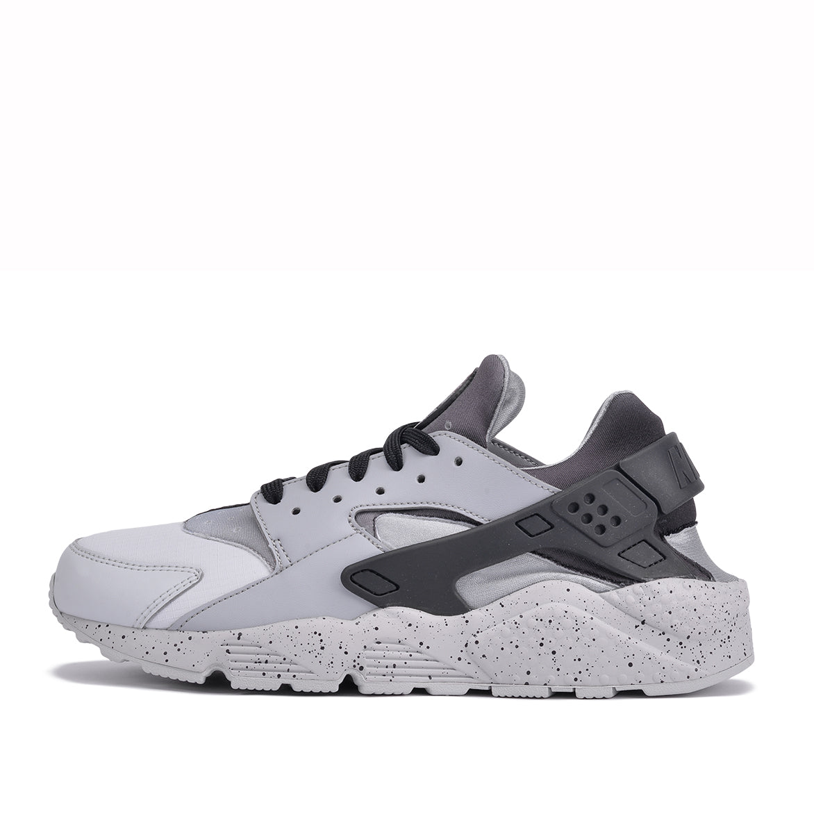 AIR HUARACHE RUN PRM , PURE PLATINUM / WOLF GREY