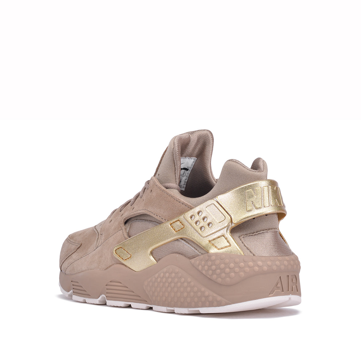d4a9cac7cce3 ... AIR HUARACHE RUN PRM - KHAKI   METALLIC GOLD COIN ...