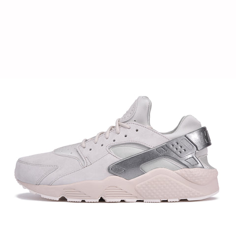 79c09f906e59 AIR HUARACHE RUN PRM - LIGHT BONE   METALLIC COOL GREY