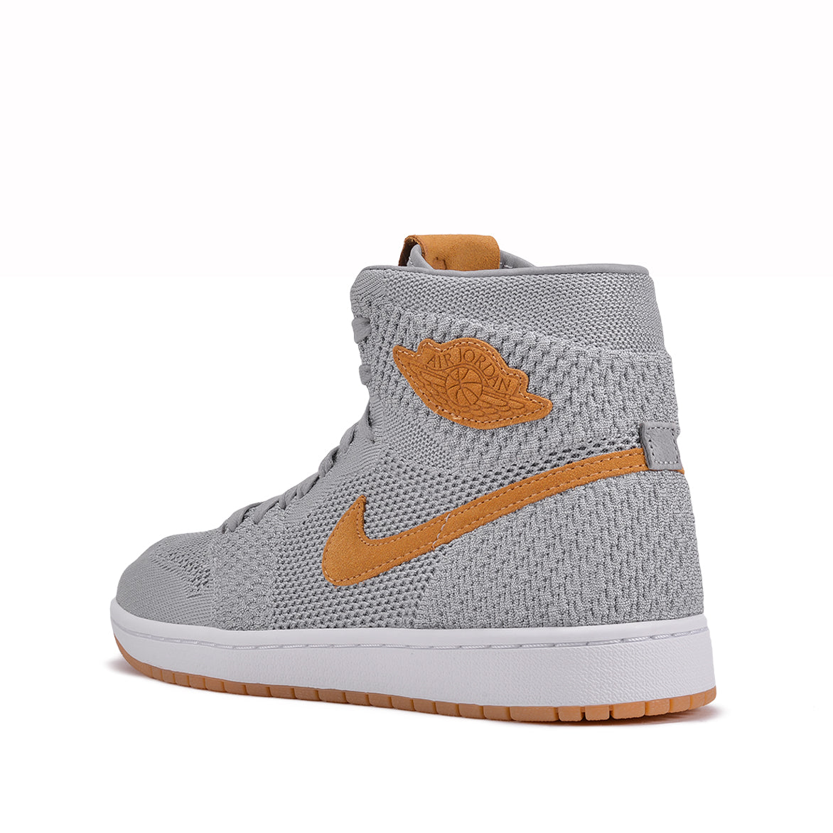 "AIR JORDAN 1 RETRO HI FLYKNIT ""WOLF GREY"""